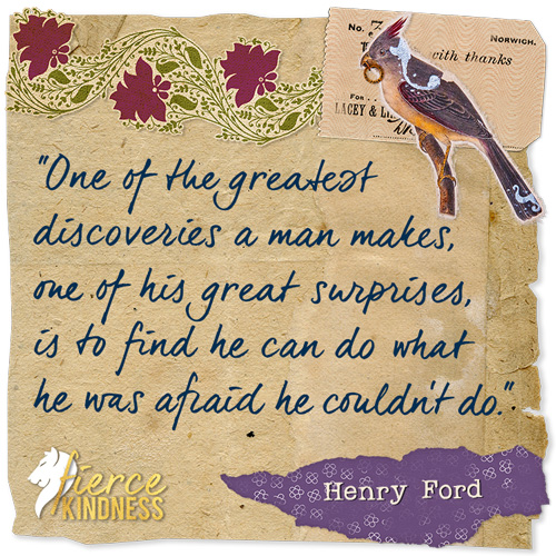 Henry Ford Scrapbook Quote