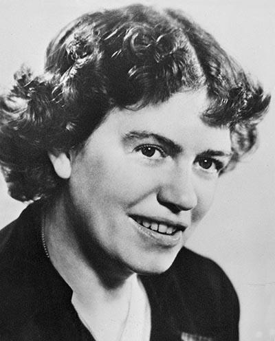 Dr Margaret Mead