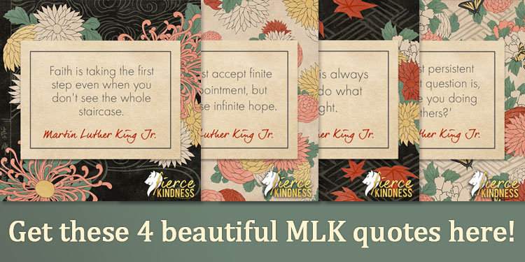 Click for Martin Luther King Quotes ZIP File