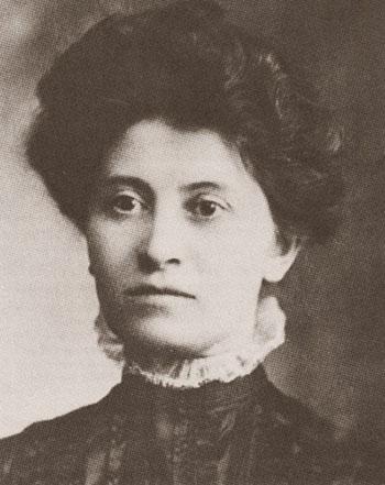 Theresa Malkiel (circa 1910)