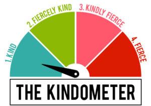 Level 1 Kind on the Kindometer