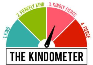 Level 3) Kindly Fierce on the Kindometer