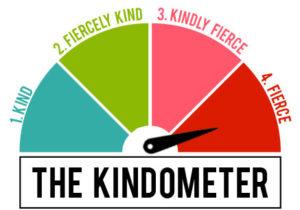 Level 4) Fierce on the Kindometer