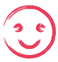 happy face icon for future self guided meditation